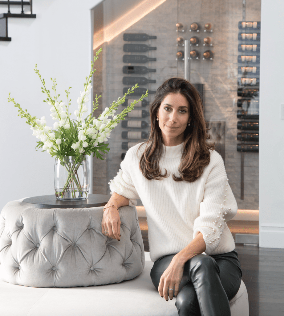 DelightFULL Interviewed LA Designer Claudia Afshar In Their Famous Podcast