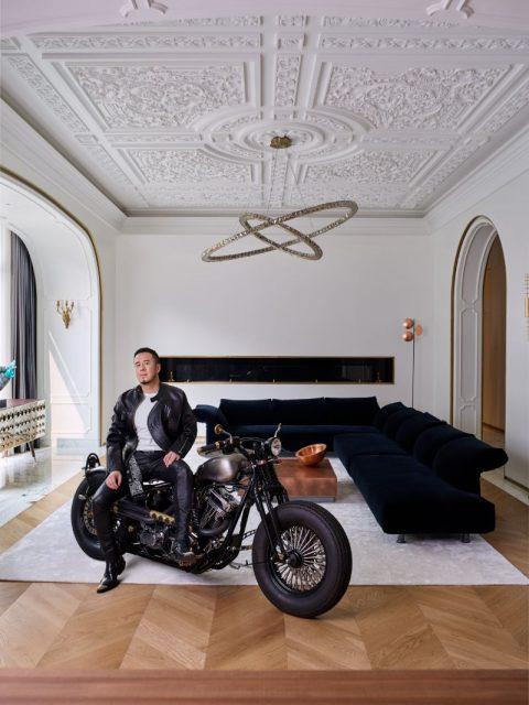 Discover the Elegant Yang Kun's New Artistic Sense Home 1