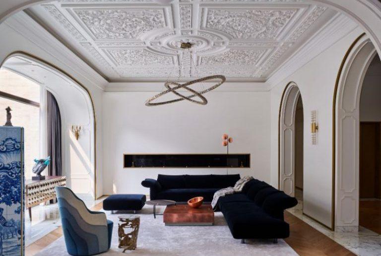 yang kun Discover the Elegant Yang Kun's New Artistic Sense Home Discover the Elegant Yang Kuns New Artistic Sense Home 12 768x516