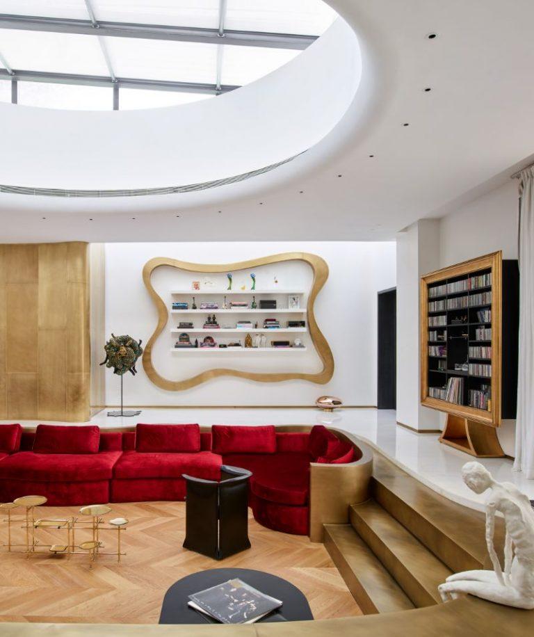 yang kun Discover the Elegant Yang Kun's New Artistic Sense Home Discover the Elegant Yang Kuns New Artistic Sense Home 3