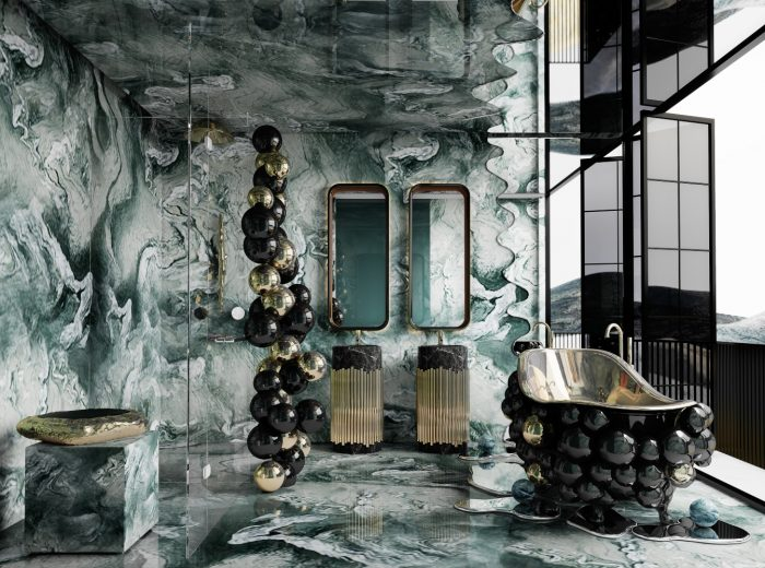 Multi-Million Eclectic Townhouse in Hong Kong Tale a Look Inside a Multi Million Penthouse in Hong Kong Curated by PTANG 11