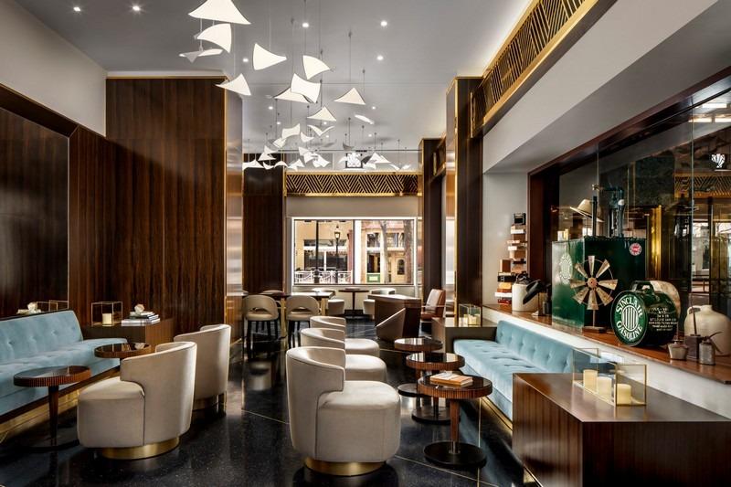 interior designers The 18 Best Interior Designers of Dallas The Sinclair Best Hotel Luxury Lobby 2048x1365 1