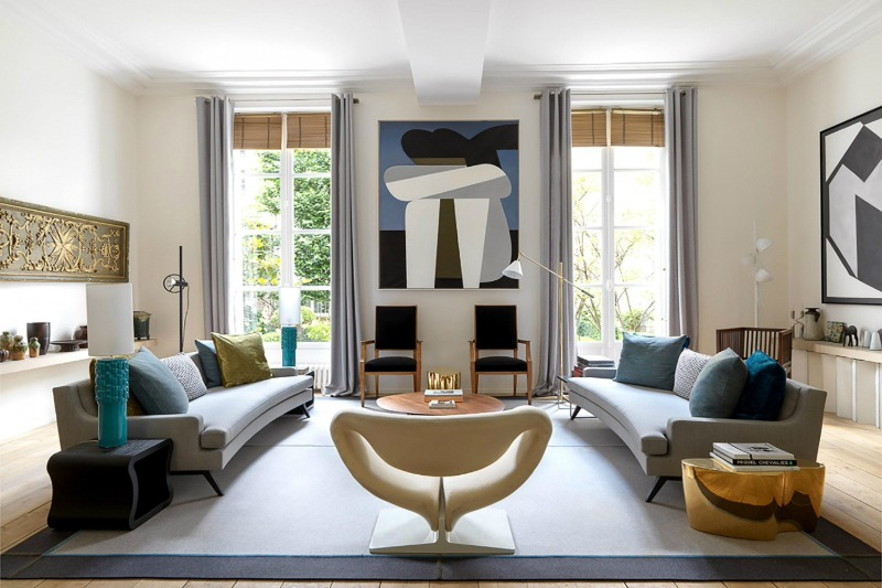 best interior designers You'll Love These Interior Designers Based In Paris! Youll Love These Interior Designers Based In Paris4