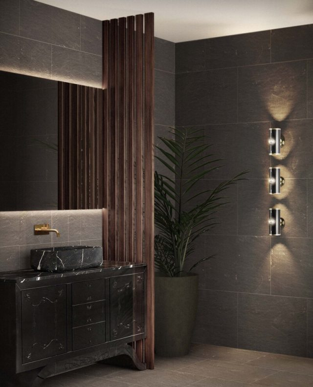 Dark Tones Ideas For Your New 2021 Private Oasis 1 classy Classy Bathrooms: Dark Tones Ideas For Your New 2021 Private Oasis Dark Tones Ideas For Your New 2021 Private Oasis 1