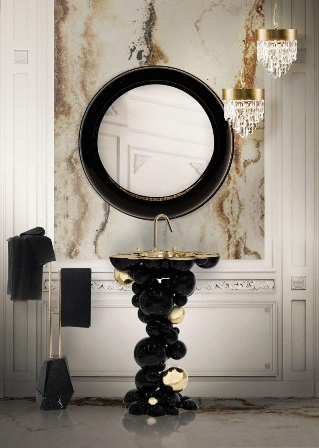 classy Classy Bathrooms: Dark Tones Ideas For Your New 2021 Private Oasis Dark Tones Ideas For Your New 2021 Private Oasis 5