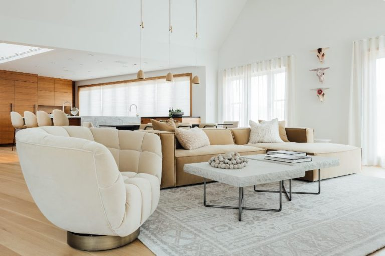 Explore Park City Project! A Modern High-End Project by City Home Collective