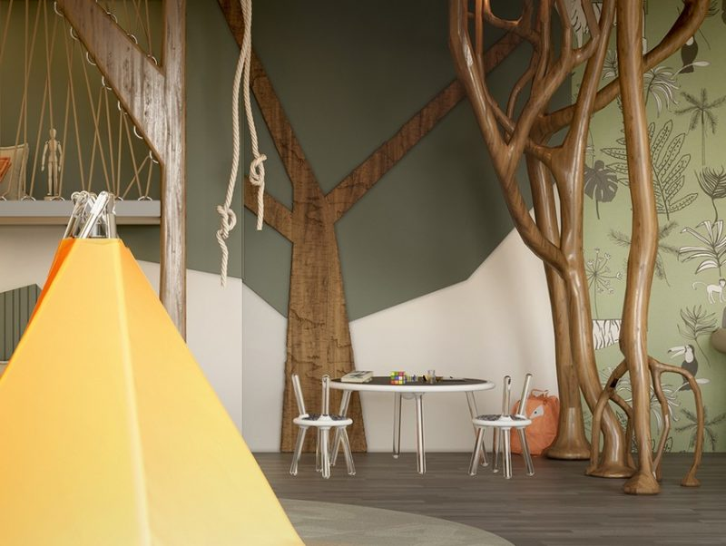 Let Us Show You An Amazing Jungle Theme Kids Room Inspired by Nature kids room Let Us Show You An Amazing Jungle Theme Kids Room Inspired by Nature Let Us Show You An Amazing Jungle Theme Kids Room Inspired by Nature 4 800x602