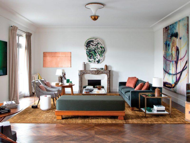 Laplace Eduardo Chillida Museum Source: Luis Laplace laplace studio 10 Amazing Design Projects by Laplace Studio Parisian Flat 800x602