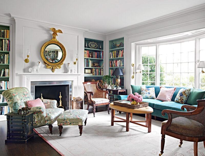 Classic Living Room Source: Brockschmidt & Coleman LLC brockschmidt Amazing Interior Design Projects by Brockschmidt & Coleman LLC Classic Home
