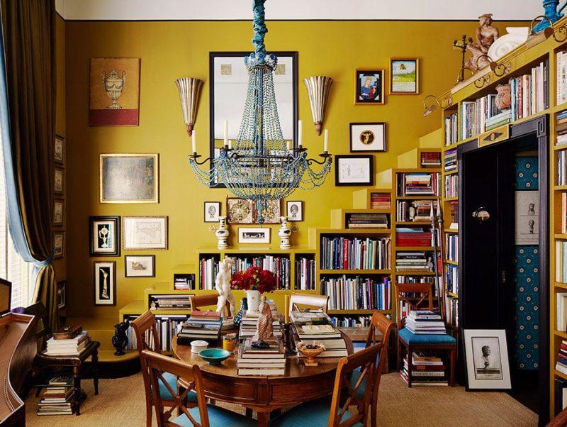 Classic Living Room Source: Brockschmidt & Coleman LLC brockschmidt Amazing Interior Design Projects by Brockschmidt & Coleman LLC Classic Office 800x602