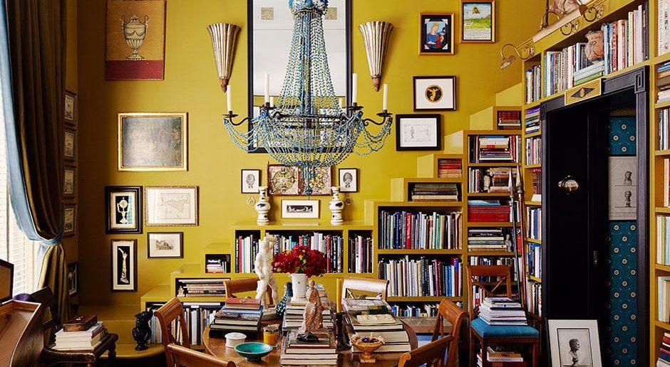 Classic Living Room Source: Brockschmidt & Coleman LLC brockschmidt Amazing Interior Design Projects by Brockschmidt & Coleman LLC Classic Office 940x516