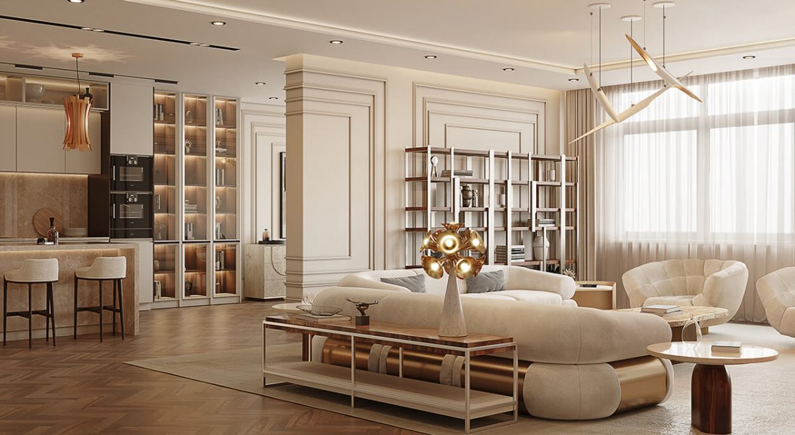 Monaco Caffe latte  Multi-Million Dollar Homes: The World's Most Exclusive Interiors ambience 1 caffe latte our house 1140x624