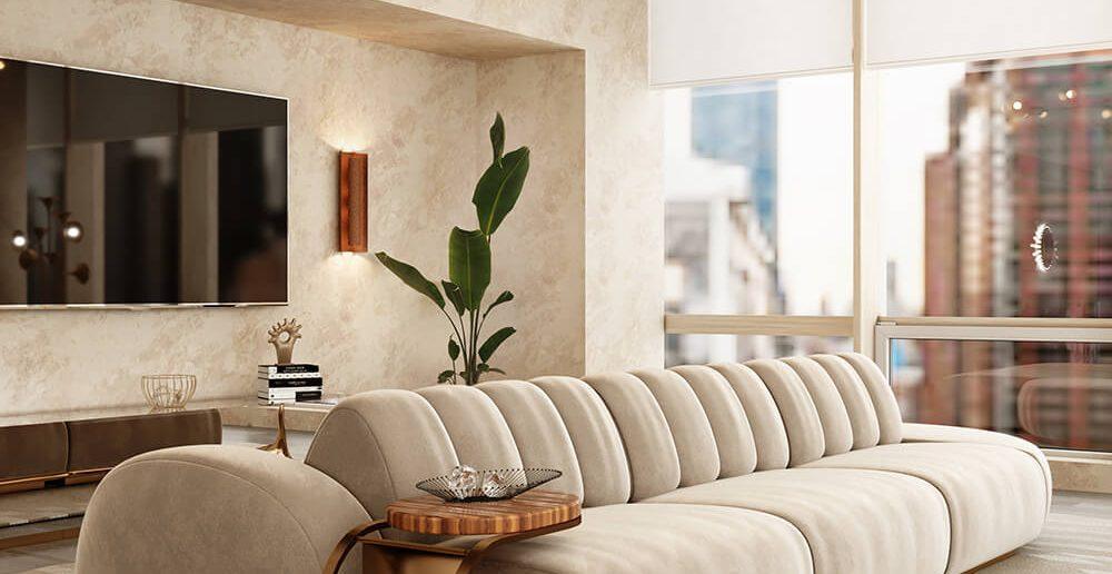 Modern Minimal Design Ideas for a Luxury Home cassia modular sofa 1000x516
