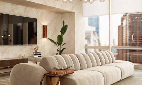 modern minimal design Modern Minimal Design Ideas for a Luxury Home cassia modular sofa 570x340