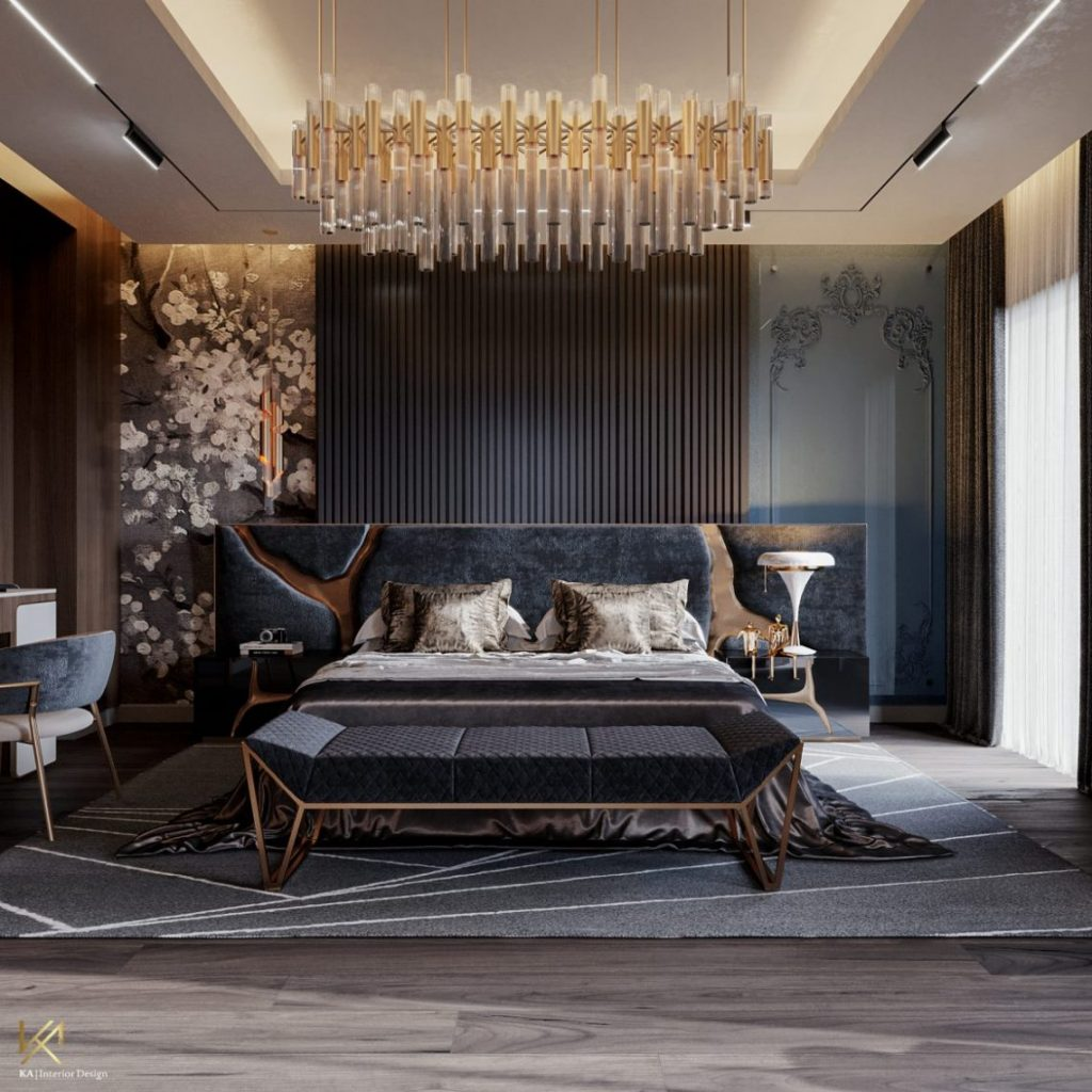 modern classic villa Covet House x K.A Interior Design: Step Inside This Modern Classic Villa 18 scaled