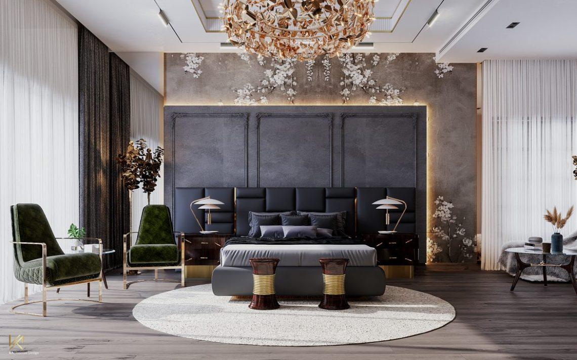 modern classic villa Covet House x K.A Interior Design: Step Inside This Modern Classic Villa 26 scaled