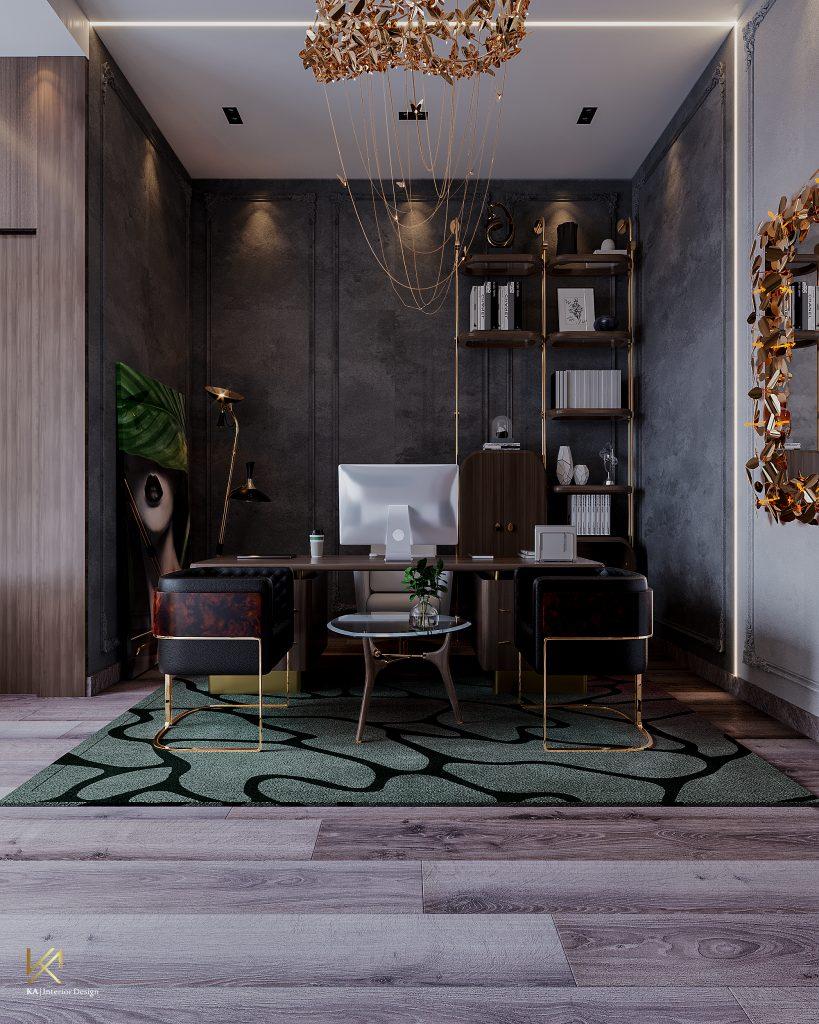 modern classic villa Covet House x K.A Interior Design: Step Inside This Modern Classic Villa 32