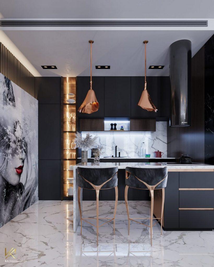 modern classic villa Covet House x K.A Interior Design: Step Inside This Modern Classic Villa 9 1 scaled