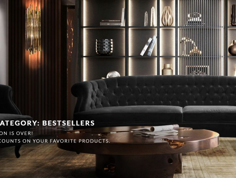 Luxury Furniture Best Sellers: Special Discounts Only This Week! BANNER LOJA ONLINE W24 800x602