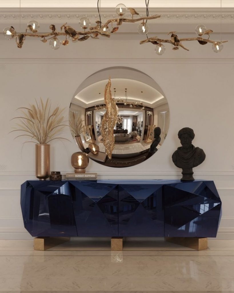 living room 18 Living Room Ideas To Accommodate Your Guests EmpireChandelier11 scaled