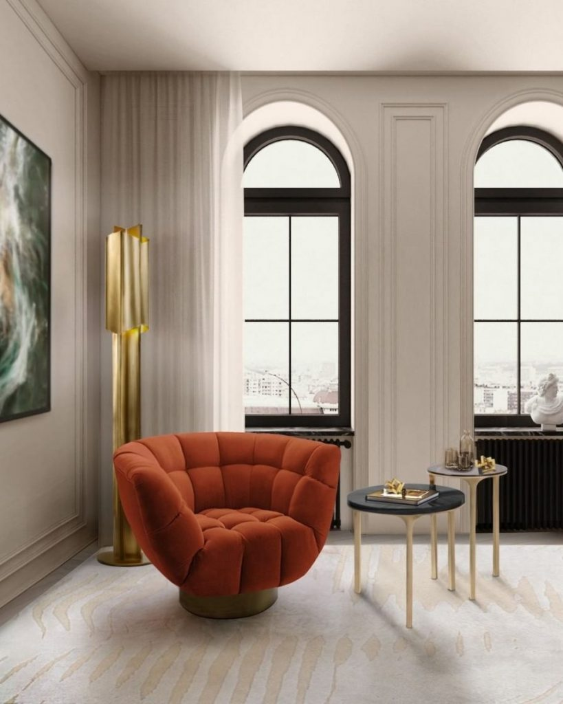 living room 18 Living Room Ideas To Accommodate Your Guests EssexArmchair17 scaled