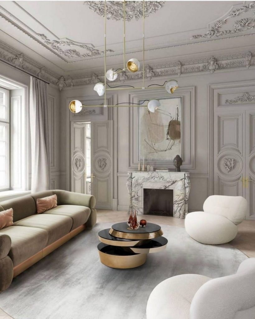living room 18 Living Room Ideas To Accommodate Your Guests FitzgeraldSofa3 scaled