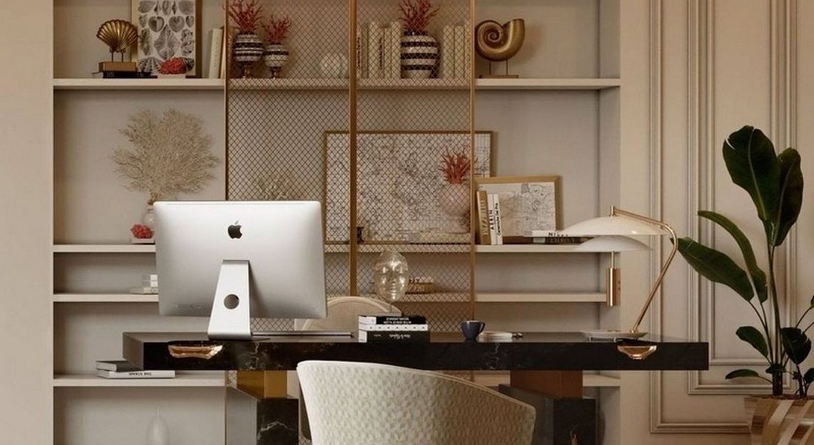Home Office - The Importance Of Interior Design
