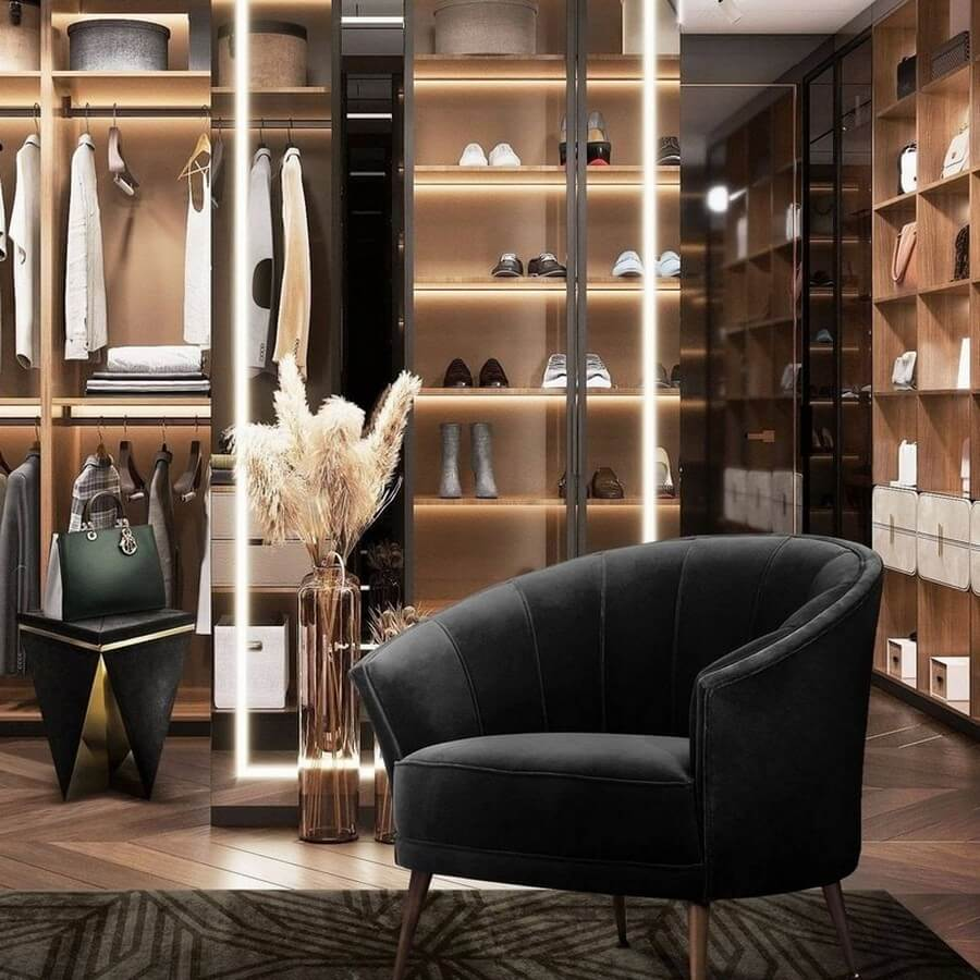Jaw-Dropping Walk-in Closets That will Make you Fall in Love walk-in closet Jaw-Dropping Walk-in Closets That will Make you Fall in Love Jaw Dropping Walk in Closets That will Make you Fall in Love 3