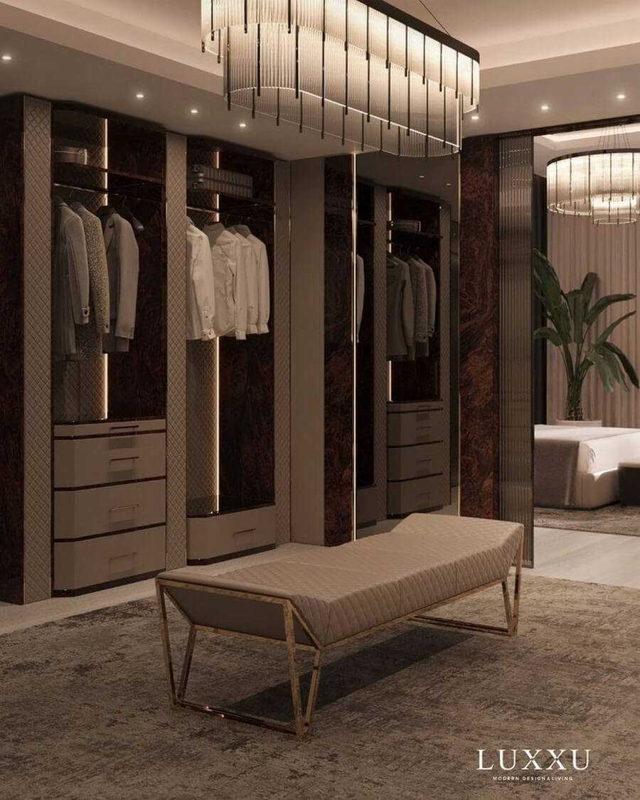 Jaw-Dropping Walk-in Closets That will Make you Fall in Love walk-in closet Jaw-Dropping Walk-in Closets That will Make you Fall in Love Jaw Dropping Walk in Closets That will Make you Fall in Love 4