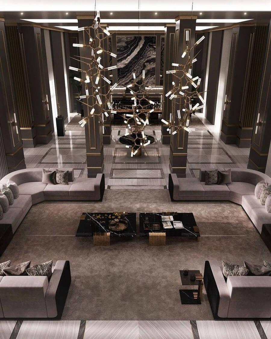 Discover Amazing Luxury Living Room Ideas, Living Room Luxury