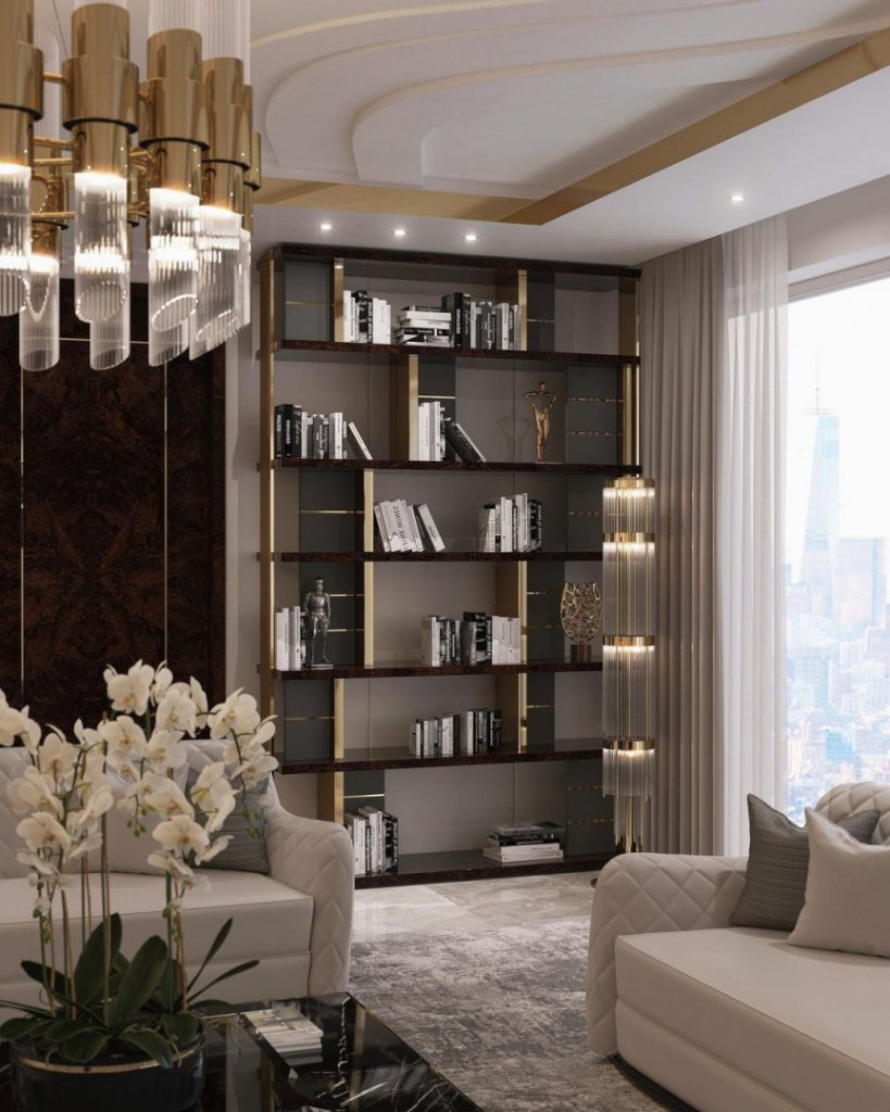 living room 18 Living Room Ideas To Accommodate Your Guests Pharo6