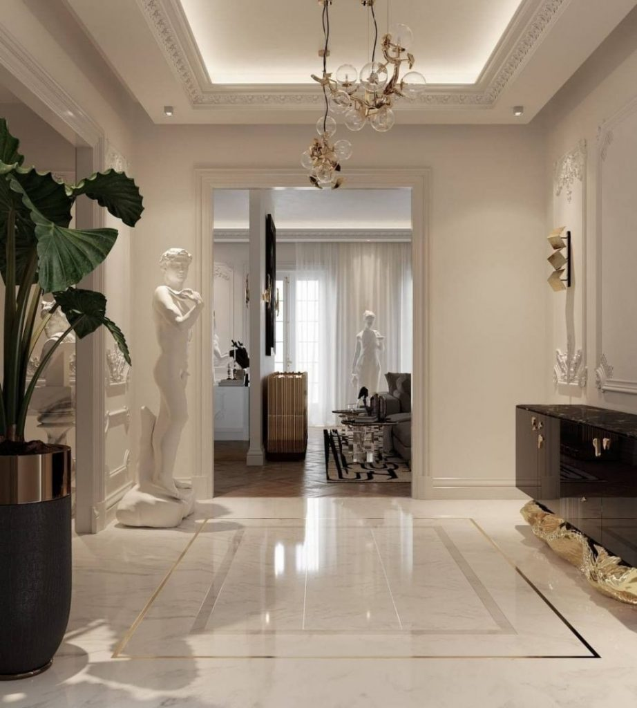 Hallway Ideas To Give Your Guests A Warm Welcome  hallway Hallway Ideas To Give Your Guests A Warm Welcome hallway ideas give your guests warm welcome 3 scaled
