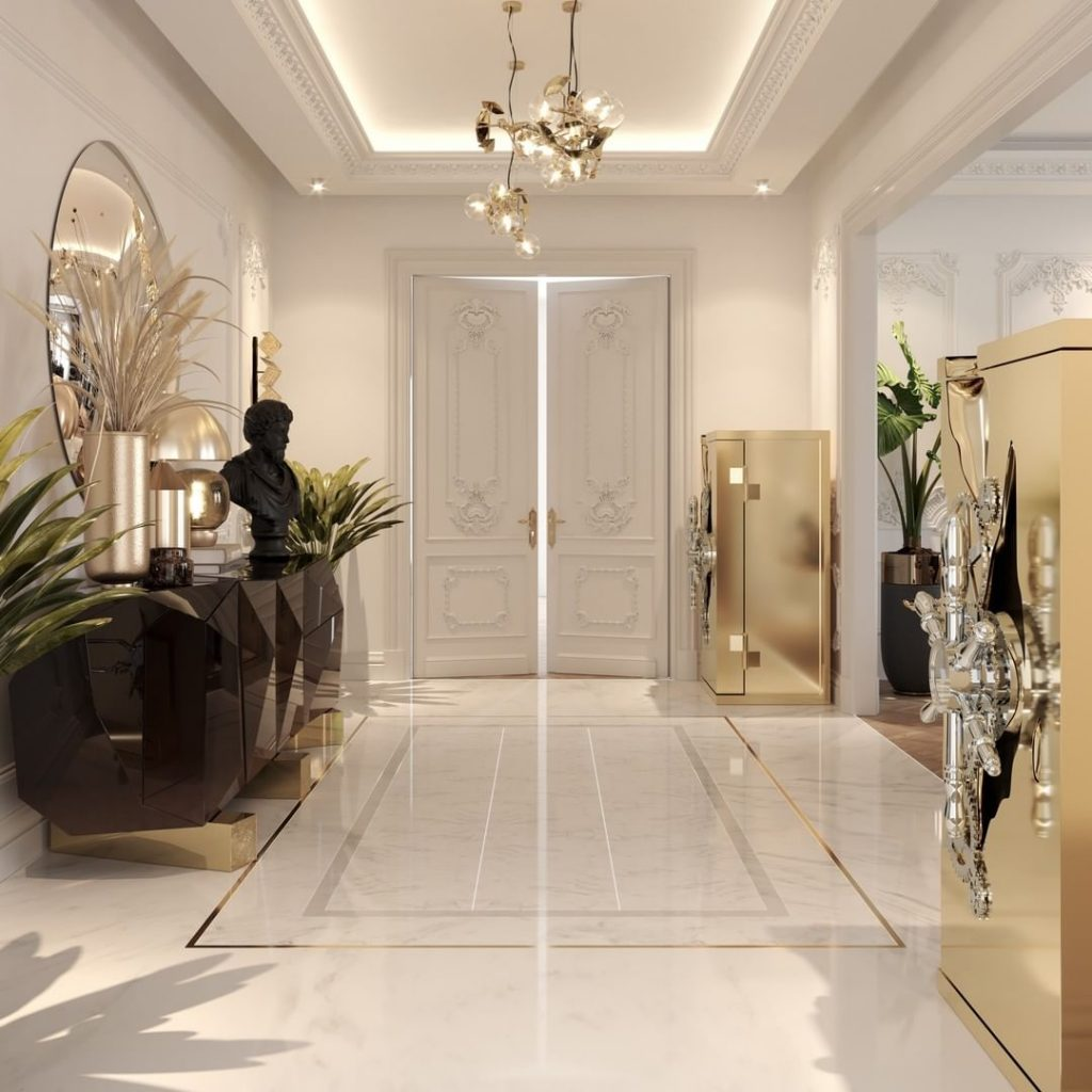Hallway Ideas To Give Your Guests A Warm Welcome  hallway Hallway Ideas To Give Your Guests A Warm Welcome hallway ideas give your guests warm welcome 4