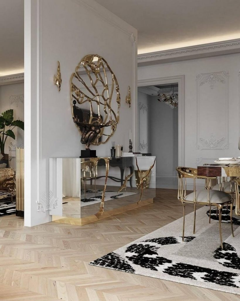 luxury dining rooms luxury dining rooms Searching For Inspiration? Here Are Our Favorite Luxury Dining Rooms luxury dining rooms 3