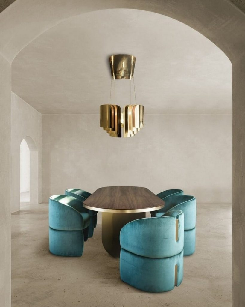 luxury dining rooms luxury dining rooms Searching For Inspiration? Here Are Our Favorite Luxury Dining Rooms luxury dining rooms 8