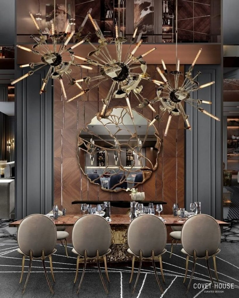luxury dining rooms luxury dining rooms Searching For Inspiration? Here Are Our Favorite Luxury Dining Rooms luxury dining rooms 9