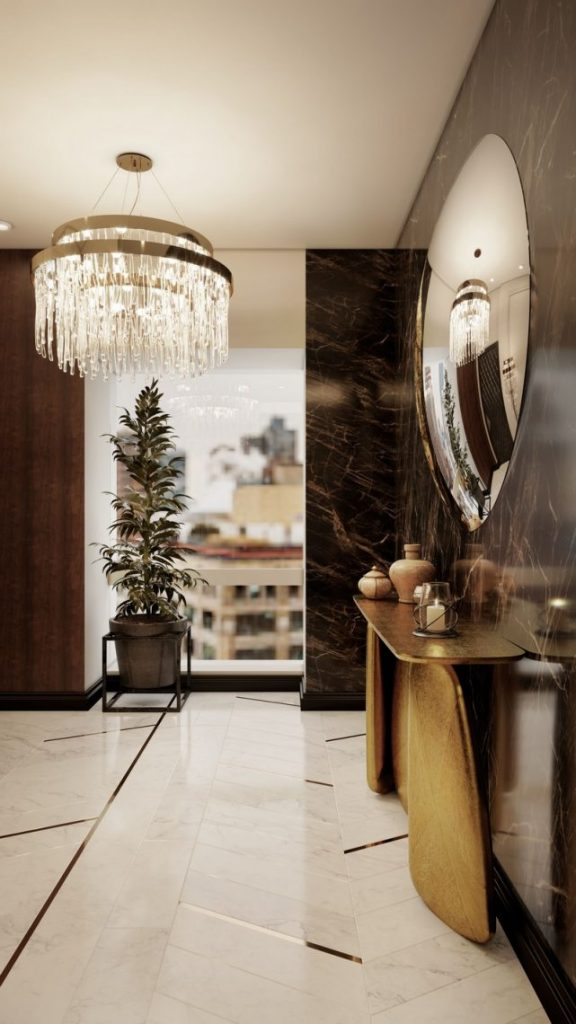 Neutral Palette And Luxury Meet In This NYC Modern Apartment modern apartment Neutral Palette And Luxury Meet In This NYC Modern Apartment neutral palette luxury meet nyc modern apartment 1 scaled