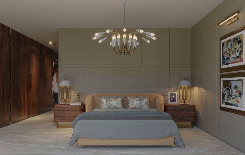 la finca La Finca: Modern Contemporary Artful Home In Madrid 5 6 800x506