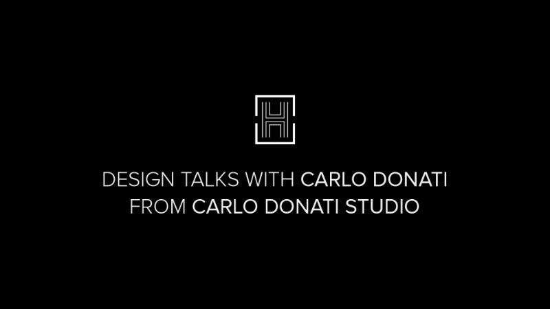 Exclusive Interview With Carlo Donati carlo donati Exclusive Interview With Carlo Donati Design Talks An Exclusive Interview with the Amazing Carlo Donati 1
