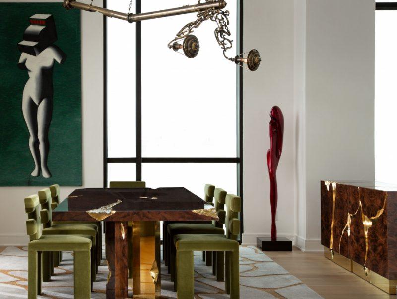 contemporary penthouse Step Inside This Contemporary Penthouse In Texas an art deco contemporary penthouse boca do lobo 1 800x602