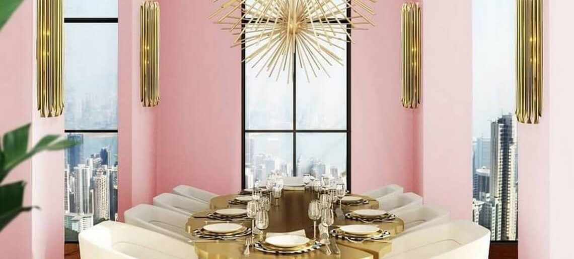 luxury dining rooms luxury dining rooms Searching For Inspiration? Here Are Our Favorite Luxury Dining Rooms luxury dining rooms 0 1140x516