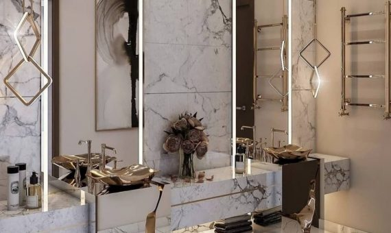 bathroom design ideas Fall In Love With These Bathroom Design Ideas 1 570x340