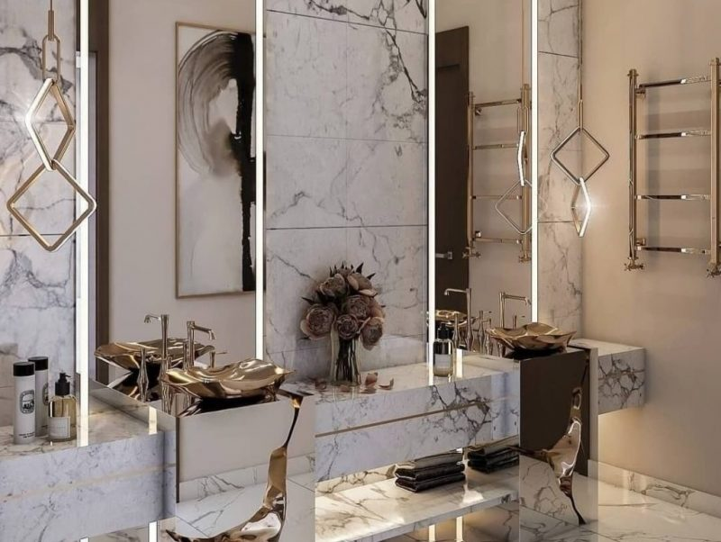 bathroom design ideas Fall In Love With These Bathroom Design Ideas 1 800x602