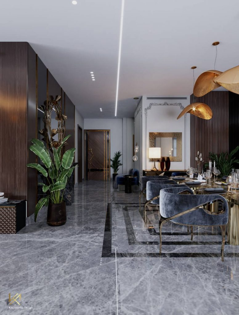 Step Inside This Luxury House In Dubai