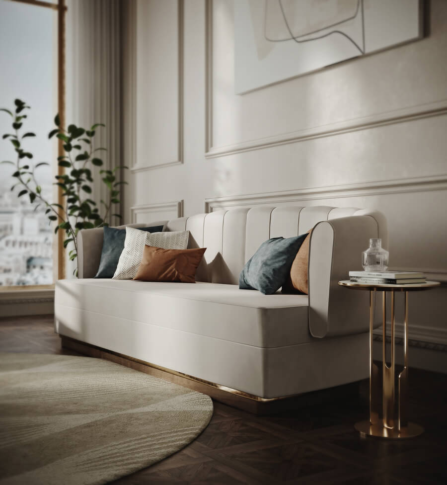 Daryna Osadcha: Be Inspired By This Living Room