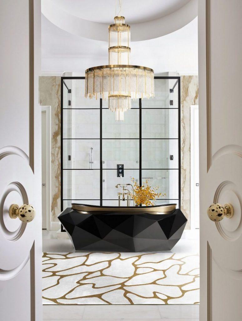 9 Breathtaking Luxury Bathroom Ideas