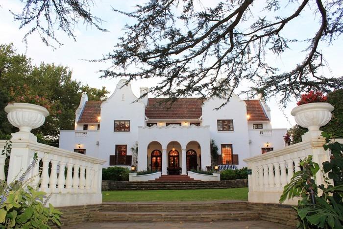 Le Grand Jardin: A Cape Town Wonderland