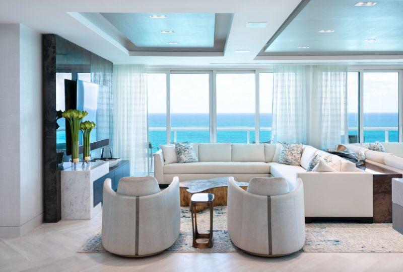 Sarah Z Designs: A Nature-Inspired Interior Design Project In Miami