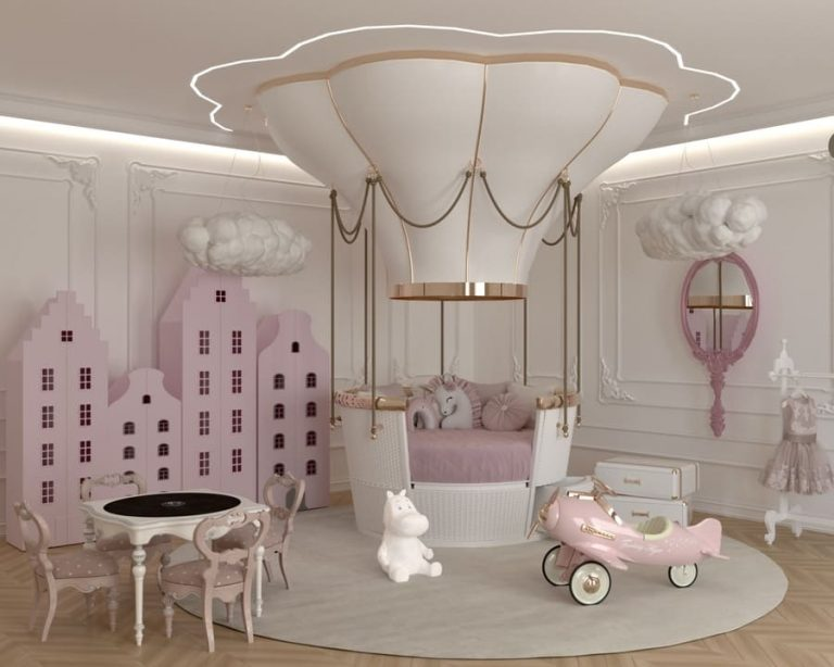 Amazing Pink Girls' Room By Wise Interiors