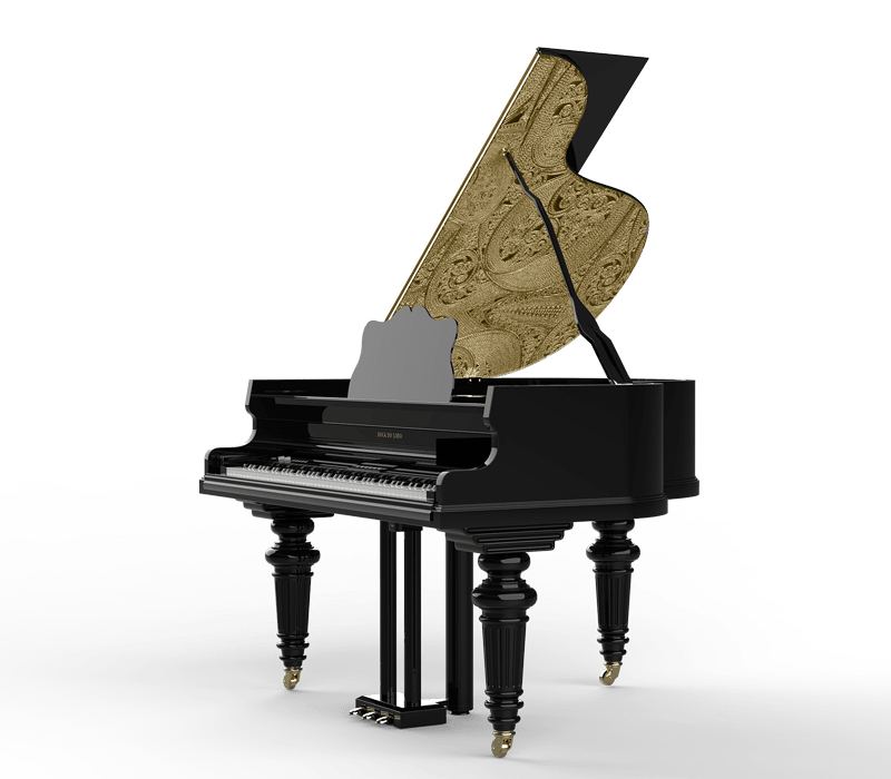 Filigree Grand Piano By Boca do Lobo